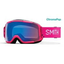 Grom Pink Monaco ChromaPop Storm Rose Flash by Smith Optics