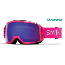 Grom Asian Fit Pink Monaco ChromaPop Everyday Violet Mirror by Smith Optics