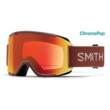 Squad Adobe Split ChromaPop Everyday Red Mirror by Smith Optics in West Lawn Pa