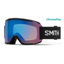 Squad Black ChromaPop Storm Rose Flash by Smith Optics in Denver Co