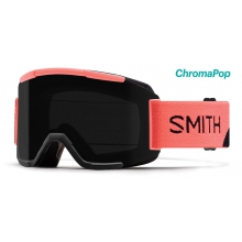 Squad Sunburst Split ChromaPop Sun Black by Smith Optics in Vernon Bc