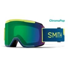Squad Acid Resin ChromaPop Everyday Green Mirror by Smith Optics