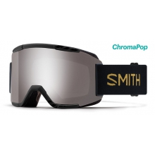Squad Black Firebird ChromaPop Sun Platinum Mirror by Smith Optics