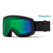 Riot Black Mosaic ChromaPop Everyday Green Mirror by Smith Optics