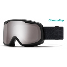 Riot Asian Fit Black Mosaic ChromaPop Sun Platinum Mirror by Smith Optics