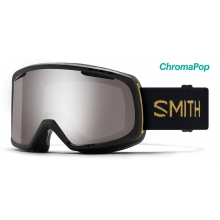 Riot Asian Fit Black Firebird ChromaPop Sun Platinum Mirror by Smith Optics