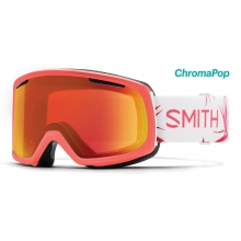 Riot Asian Fit Sunburst Zen ChromaPop Everyday Red Mirror by Smith Optics