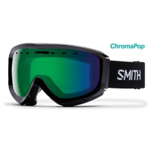 Prophecy OTG Black ChromaPop Everyday Green Mirror by Smith Optics