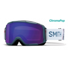 Showcase OTG Thunder Composite ChromaPop Everyday Violet Mirror by Smith Optics