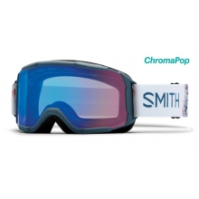 Showcase OTG Thunder Composite ChromaPop Storm Rose Flash by Smith Optics
