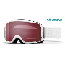 Showcase OTG White Mosaic ChromaPop Everyday Rose by Smith Optics