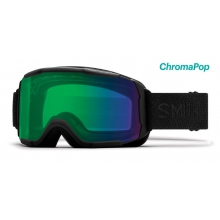 Showcase OTG Asian Fit Black Mosaic ChromaPop Everyday Green Mirror by Smith Optics