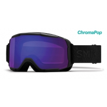 Showcase OTG Asian Fit Black Mosaic ChromaPop Everyday Violet Mirror by Smith Optics
