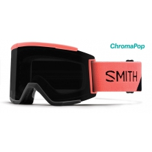 Squad XL Asian Fit Sunburst Split ChromaPop Sun Black by Smith Optics