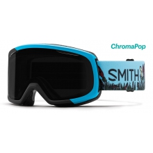 Riot Asian Fit Desiree AC ChromaPop Sun Black by Smith Optics