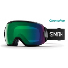 Vice Black ChromaPop Everyday Green Mirror by Smith Optics