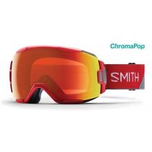 Vice Fire Split ChromaPop Everyday Red Mirror by Smith Optics in Glenwood Springs CO