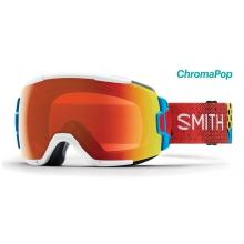 Vice Burnside ChromaPop Everyday Red Mirror by Smith Optics in West Kelowna Bc