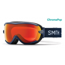 Virtue Navy Micro Floral ChromaPop Everyday Red Mirror by Smith Optics in Wayne Pa