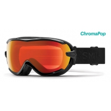 Virtue Black Mosaic ChromaPop Everyday Red Mirror by Smith Optics