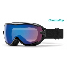 Virtue Black Mosaic ChromaPop Storm Rose Flash by Smith Optics