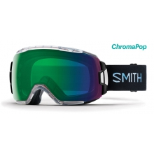 Vice Asian Fit Squall ChromaPop Everyday Green Mirror by Smith Optics