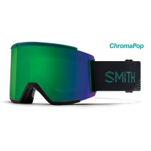 Squad XL Asian Fit Louif AC ChromaPop Sun Green Mirror by Smith Optics