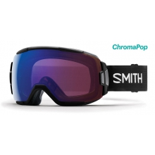 Vice Black ChromaPop Photochromic Rose Flash by Smith Optics