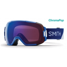 Vice Klein Blue Split ChromaPop Photochromic Rose Flash by Smith Optics