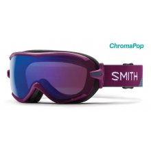 Virtue Grape Split ChromaPop Photochromic Rose Flash by Smith Optics