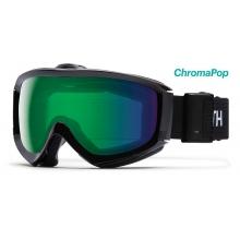 Prophecy Turbo Black ChromaPop Everyday Green Mirror by Smith Optics