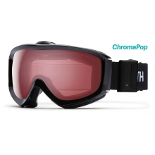 Prophecy Turbo Black ChromaPop Everyday Rose by Smith Optics