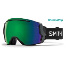 I/O 7 Black ChromaPop Sun Green Mirror by Smith Optics in Little Rock Ar