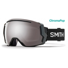 I/O 7 Black ChromaPop Sun Platinum Mirror by Smith Optics