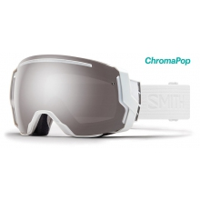 I/O 7 Whiteout ChromaPop Sun Platinum Mirror by Smith Optics in San Dimas Ca