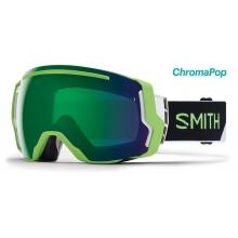 I/O 7 Reactor Split ChromaPop Everyday Green Mirror by Smith Optics