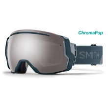 I/O 7 Thunder Split ChromaPop Sun Platinum Mirror by Smith Optics