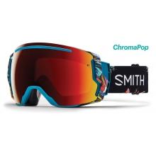 I/O 7 BSF ChromaPop Sun Red Mirror by Smith Optics