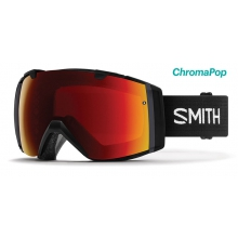 I/O Black ChromaPop Sun Red Mirror by Smith Optics in Mobile Al