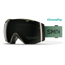 I/O Olive ChromaPop Sun Black by Smith Optics