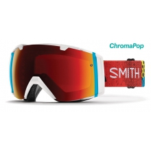 I/O Burnside ChromaPop Sun Red Mirror by Smith Optics