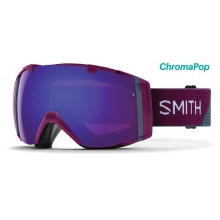 I/O Grape Split ChromaPop Everyday Violet Mirror by Smith Optics in Juneau Ak