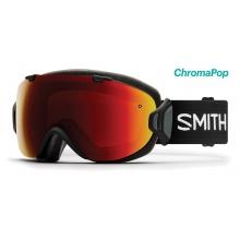 I/OS Black ChromaPop Sun Red Mirror by Smith Optics