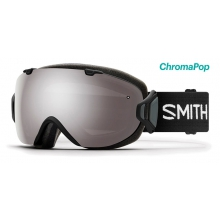 I/OS Black ChromaPop Sun Platinum Mirror by Smith Optics