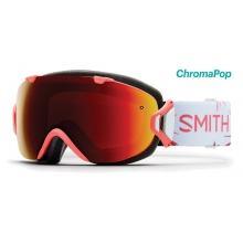 I/OS Sunburst Zen ChromaPop Sun Red Mirror by Smith Optics