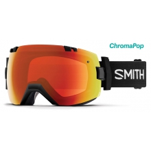 I/OX Black ChromaPop Everyday Red Mirror by Smith Optics in Rancho Cucamonga Ca