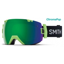 I/OX Reactor Tracking ChromaPop Sun Green Mirror by Smith Optics in West Vancouver Bc