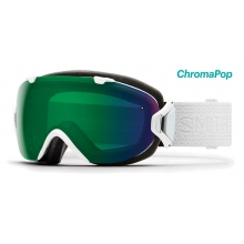 I/OS White Mosaic ChromaPop Everyday Green Mirror by Smith Optics in Glen Mills Pa