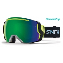 I/O 7 Asian Fit Squall ChromaPop Sun Green Mirror by Smith Optics