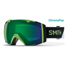 I/O Asian Fit Reactor Split ChromaPop Everyday Green Mirror by Smith Optics